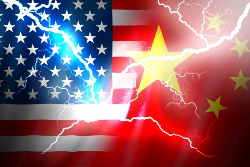 米中貿易戦争のイメージ